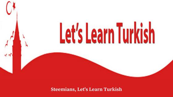 جمله های مهم و کاربردی زبان ترکی